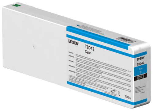 Epson Cartridge T8042 UltraChrome HDX/HD Cyan