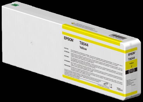 Epson Cartridge T8044 UltraChrome HDX/HD Yellow
