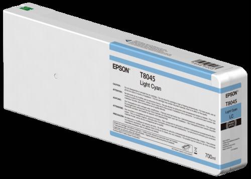 Epson Cartridge T8045 UltraChrome HDX/HD Light Cyan