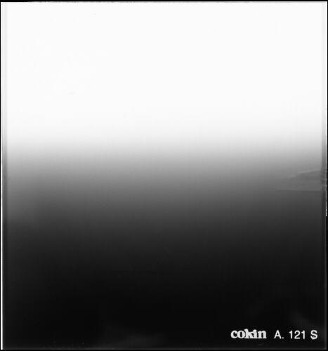 Cokin A121S Gradual Grey G2 Soft Resin Filter