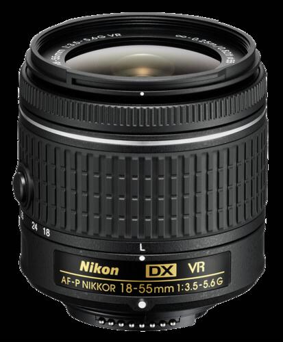 Nikon AF-P 18-55mm f/3.5-5.6 DX VR (Bulk)