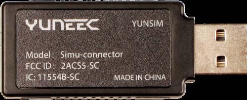 Yuneec Typhoon UAV Flight Simulation USB Stick