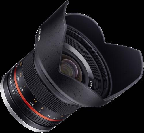 Samyang 12mm f/2.0 Sony E Black
