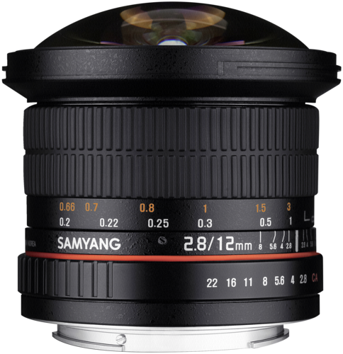 Samyang 12mm f/2.8 ED AS NCS Nikon AE
