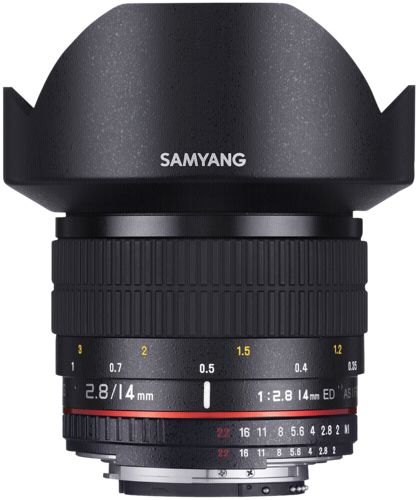 Samyang 14mm f/2.8 ED IF UMC Aspherical Canon EF
