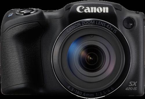 Canon PowerShot SX 420 IS Black