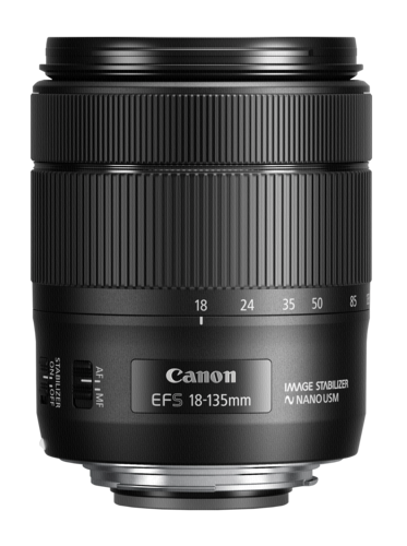 Canon EF-S 18-135mm f/3.5-5.6 IS Nano USM (Bulk)
