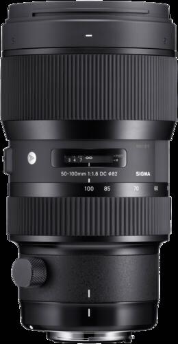 Sigma 50-100mm f/1.8 DC HSM Art Nikon