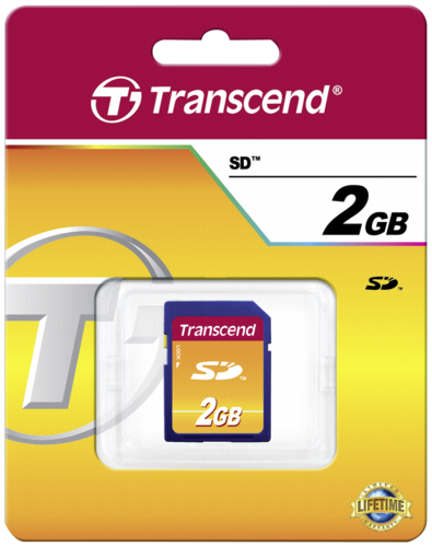 Transcend SD 2GB