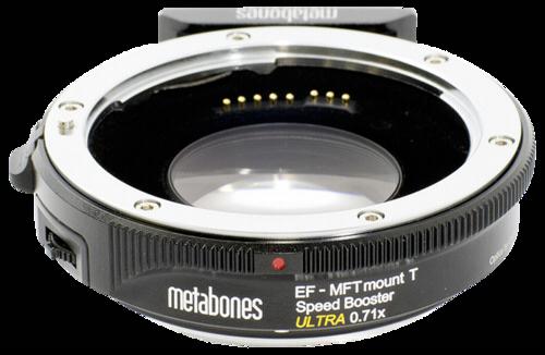 Metabones Speed Booster ULTRA Canon EF to MFT