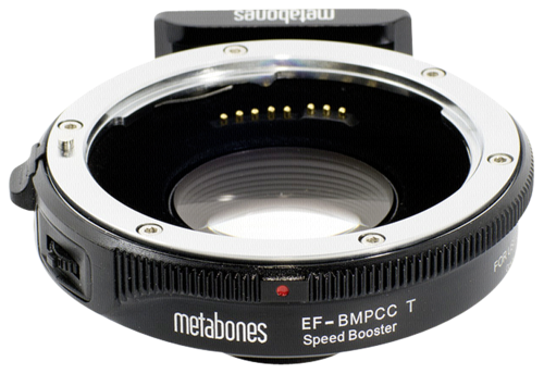 Metabones Speed Booster Canon EF to Blackmagic BMPCC MFT