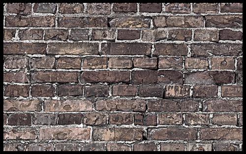 Tetenal Savage Background 1.35x5.5m Grunge Brick