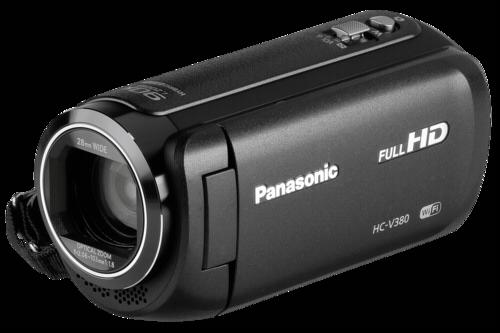 Panasonic HC-V 380EG Black