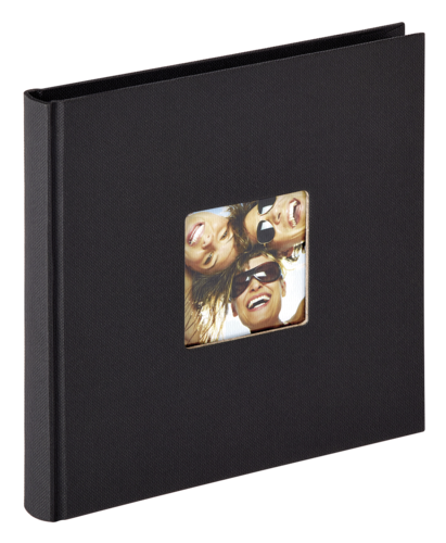 Walther Fun Black 18x18 - 30 pages