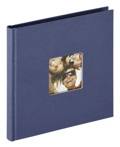 Walther Fun Blue 18x18 - 30 pages