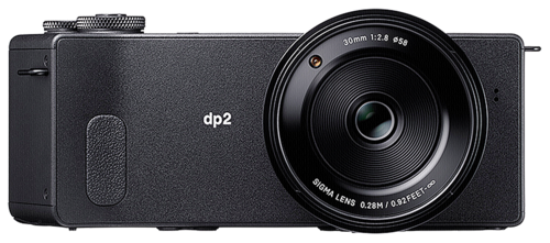 Sigma dp2 Quattro + LCD Viewfinder Kit