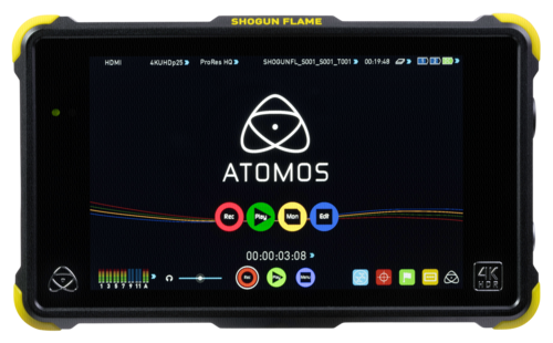 Atomos Shogun Flame full kit