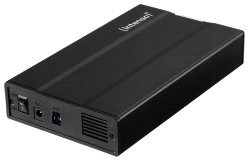 Intenso Memory Box 3.5 3000GB USB 3.0 Black