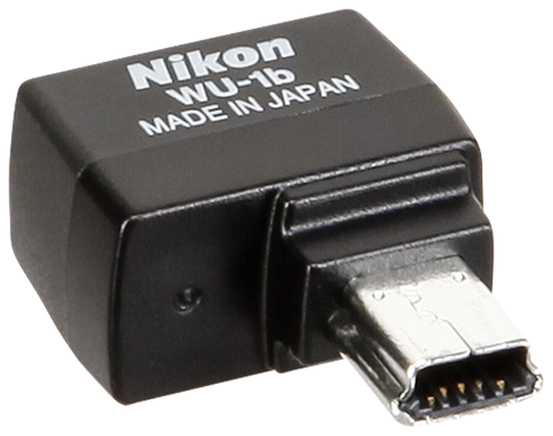 Nikon WU-1B Wireless Adapter