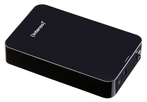 Intenso Memory Center 3.5 4000GB USB 3.0 Black
