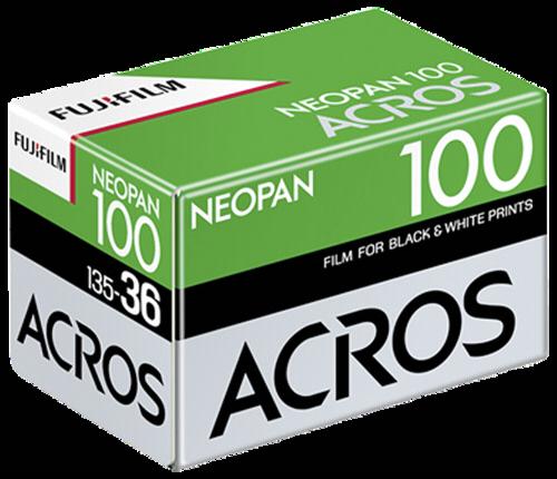 Fujifilm Acros 100 135/36 NEW