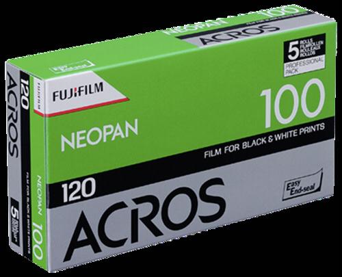 Fujifilm Acros 100 120 1x5