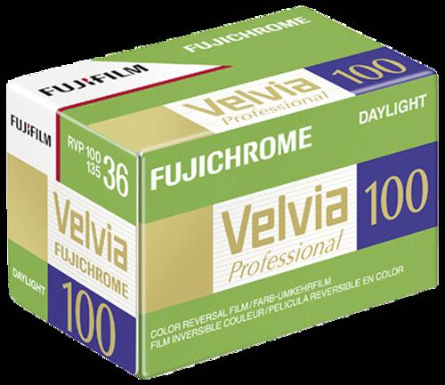 Fujifilm Velvia 100 135/36