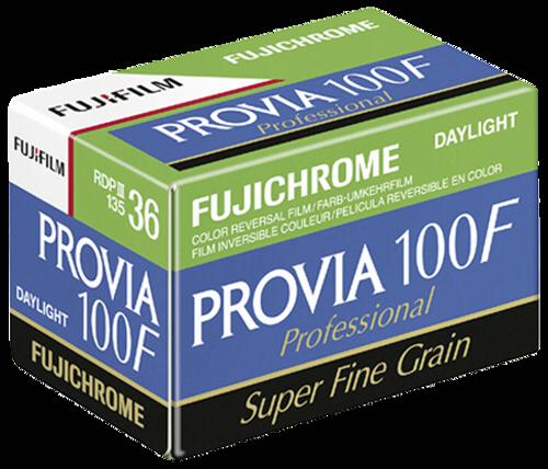 Fujifilm Provia 100F 135/36