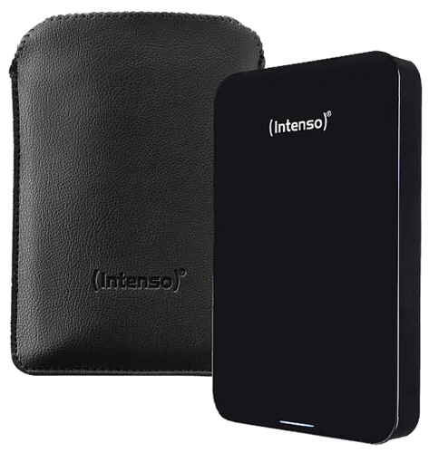 Intenso Memory Drive 2.5 1TB USB 3.0 with Case
