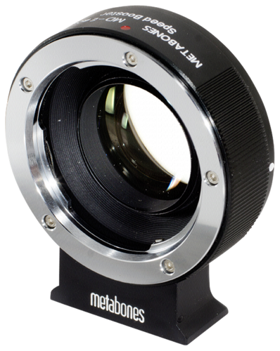 Metabones Speed Booster ULTRA Minolta MD to Sony E-Mount