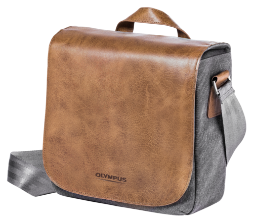 Olympus OM-D Mini Messenger leather