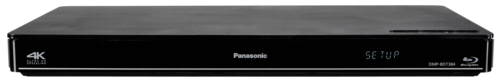 Panasonic DMP-BDT 384EG Black