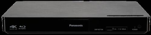 Panasonic DMP-BDT 184EG Black
