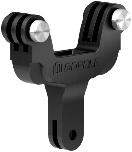 Gopole Dual Camera GoPro Adapter