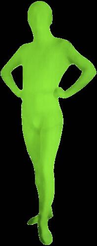 Bresser Chromakey Green Full Body Suit L