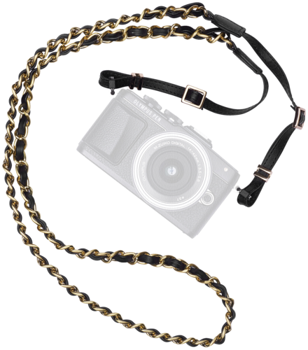Olympus Leather Hand Strap Holy Goldie