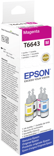 Epson Cartridge T6641 Magenta