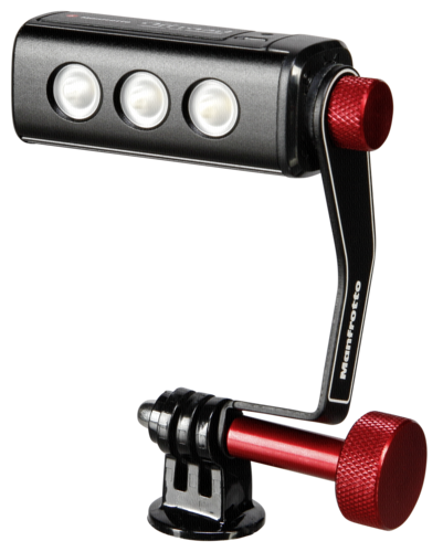 Manfrotto Off Road Led Light & Bracket