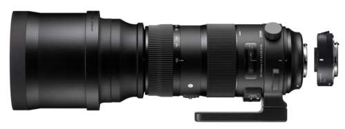 Sigma 150-600mm f/5-6.3 DG AF HSM OS Nikon + TC-1401