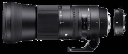 Sigma 150-600mm f/5-6.3 DG AF HSM OS Nikon Contemporary + TC-1401