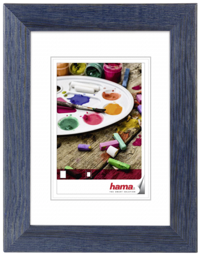 Hama Riga Wood 15x20 blue