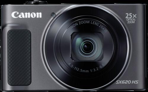 Canon PowerShot SX620 HS Black+ Δώρο θήκη + SD 16GB