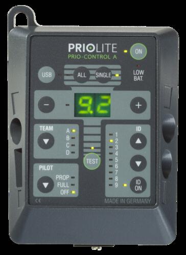 Priolite Standard Remote Control HotSync Canon