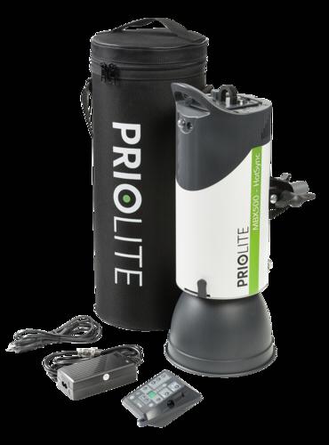 Priolite MBX 500 HotSync Kit Starter Nikon