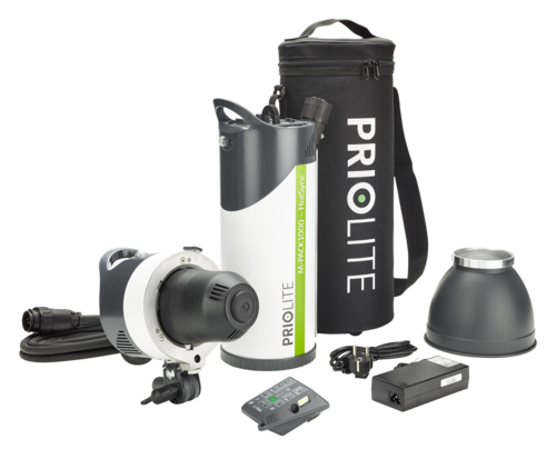 Priolite M-Pack 1000 HotSync Kit Buddy Canon