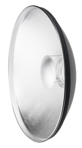 Priolite Beauty Dish silver inside 22