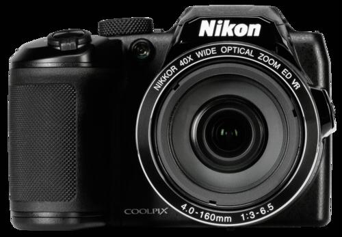 Nikon Coolpix B500 Black  + VARTA Pocket Charger