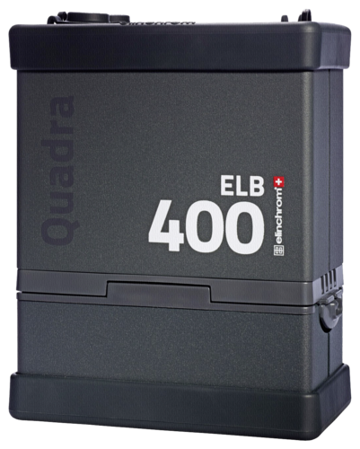 Elinchrom ELB 400 Action to go