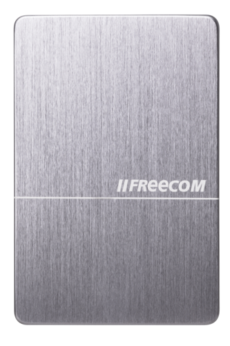 Freecom Mobile Drive Metal 2TB 2.5 USB 3.0 slim Space Grey
