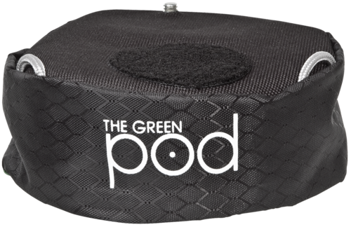 The Pod Green 12.7cm